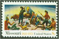 1426 8c Missouri F-VF Mint NH 1426nh