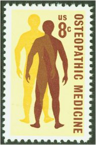 1469 8c Osteopathic F-VF Mint NH 1469nh