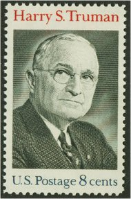 1499 8c Harry Truman Used 1499used