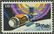 1529 10c Skylab F-VF Mint NH 1529nh