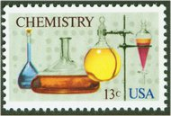 1685 13c Chemistry F-VF Mint NH 1685nh
