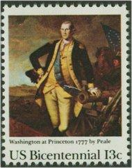 1704 13c Princeton F-VF Mint NH 1704nh