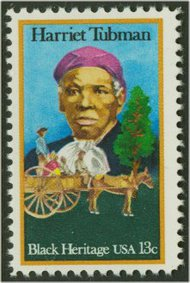 1744 13c Harriet Tubman F-VF Mint NH 1744nh