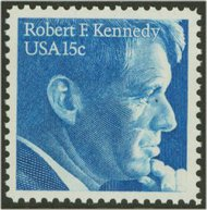 1770 15c Robert F Kennedy F-VF Mint NH 1770nh