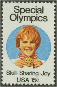1788 15c Special Olympics F-VF Mint NH 1788nh