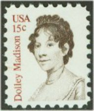 1822 5c Dolley Madison F-VF Mint NH 1822nh