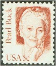 1848 5c Pearl Buck F-VF Mint NH 1848nh