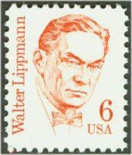 1849 6c W. Lippmann F-VF Mint NH 1849nh