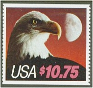 2122 $10.75 Eagle Express Mail Used 2122used
