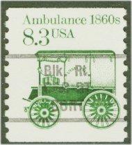 2231 8.3c Ambulance Reprint Coil F-VF Mint NH 2231nh