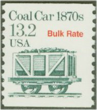 2259 13.2c Coal Car Coil F-VF Mint NH 2259nh