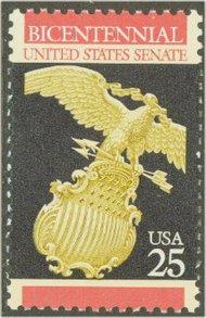 2413 25c U.S. Senate F-VF Mint NH 2413nh