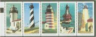 2470-4 25c Lighthouses F-VF Mint NH 2470nh