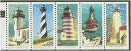 2470-4 25c Lighthouses F-VF Mint NH 2470nh