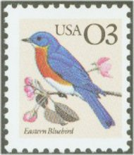 2478 3c Bluebird F-VF Mint NH 2478nh