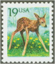 2479 19c Fawn F-VF Mint NH 2479nh