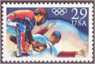 2619 29c Olympic Baseball F-VF Mint NH 2619nh