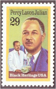 2746 29c Percy Lavon Julian F-VF Mint NH 2746nh