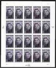 3371 33c Patricia Roberts Harris Full Sheet Mint NH 3371s_mnh