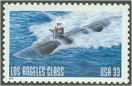 3372 33c Submarine F-VF Mint NH 3372_mnh