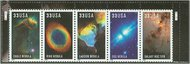 3384-8 33c Hubble Telescope F-VF Mint NH Strip of 5 3384-8_mnh