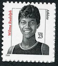 3422 23c Wilma Rudolph Full Sheet Mint NH 3422sh