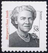 3427 58c Margaret Chase Smith Used Single 3427used