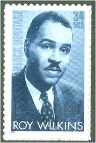 3501 34c Roy Wilkins Full Sheet 3501sh