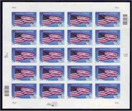 3508 34c U.S. Veterans Full Sheet 3508sh
