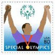 3771 80c Special Olympics Full Sheet 3771sh