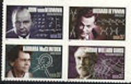 3906-9 37c American Scientists Full Sheet 3906-9sh