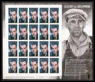 3911 37c Henry Fonda Full Sheet 3911sh