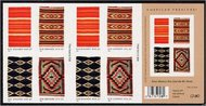3926-9a 37c Rio Grande Blankets Convertible Booklet 3929a