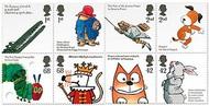 3987-94 39c Children's Books Full Sheet 3987-94sh