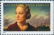 4030 39c Katherine Ann Porter Full Sheet 4030sh