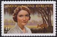 4223 41c Marjorie K Rawlings Full Sheet 4223sh
