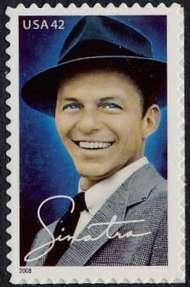 4265 42c Frank Sinatra F-VF Mint NH 4265nh