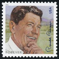 4494 Ronald Reagan Forever Stamp 4494nh