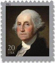 4504 20c George Washington Mint NH 4504nh