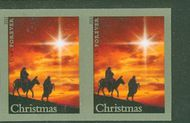 4813i (46c) Holy Family Imperf Horizontal Pair 4313ihhp