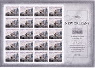 4952 War of 1812: Battle of New Orleans, Sheet of 20 4912sh