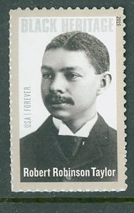 4958 (49c) Robert Robinson Taylor Mint Single 4958nh