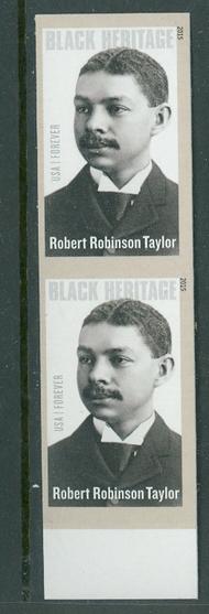 4958i Forever Robert Robinson Taylor Imperf Vertical Pair 3958ivp