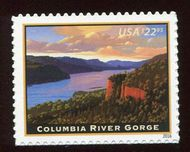 5041 $22.95 Columbia River Gorge Used Single 5140used