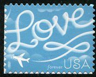 5155 Forever Love Skywriting Mint Single 5155nh