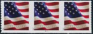 5158 Forever U.S. Flag BCA Coil Mint PNC of 3 5158pnc3