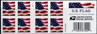 5160b Forever U.S. Flag BCA Double Sided Booklet of 20 5160bbklt