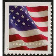 5161 Forever U.S. Flag AP from Booklet Mint Single 5161nh