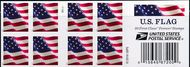 5161a Forever U.S. Flag APU Double Sided Booklet of 20 5161abklt
