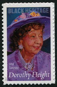 5171 Forever Dorothy Height Mint Single 5171nh